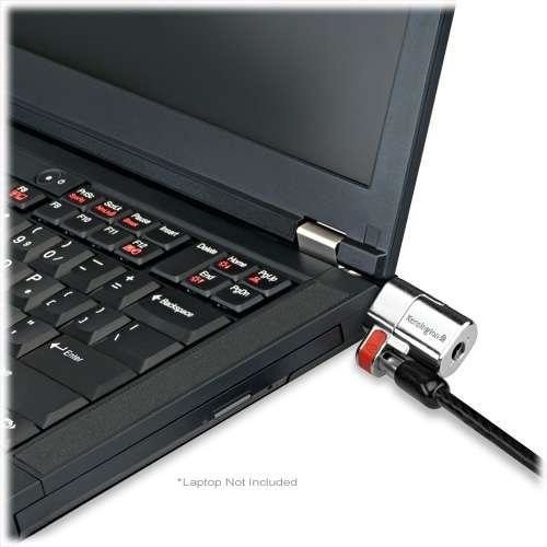 Kensington K64663US ClickSafe Master Keyed Laptop Lock