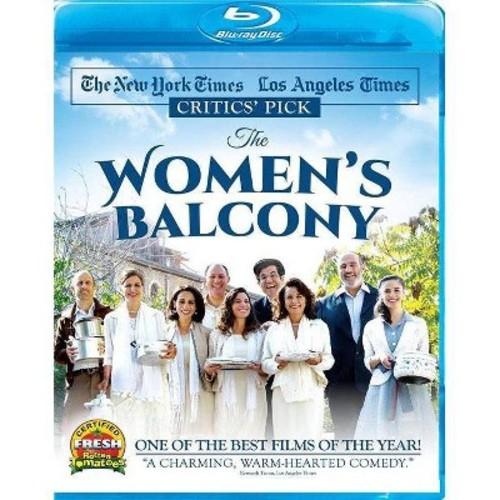 Women's Balcony (Blu-ray)