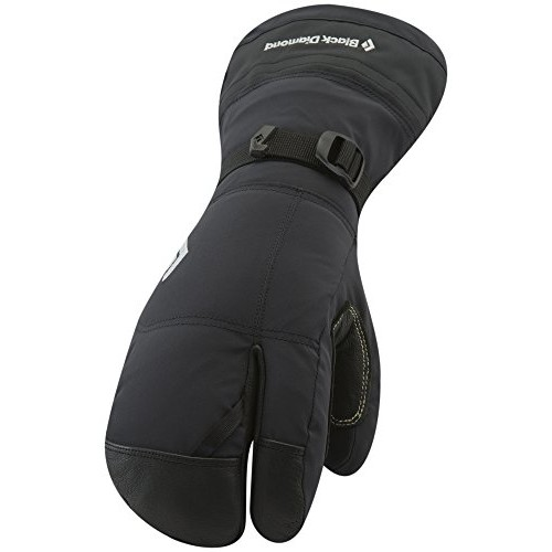 Black Diamond Soloist Finger Cold Weather Gloves [Black, X-Small]