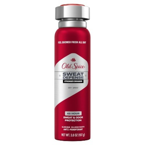 Spice Red Zone Swagger Body Spray - 3.75 oz