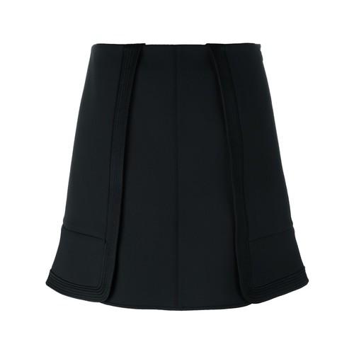 ALEXANDER WANG High-Low Ruffle Skirt