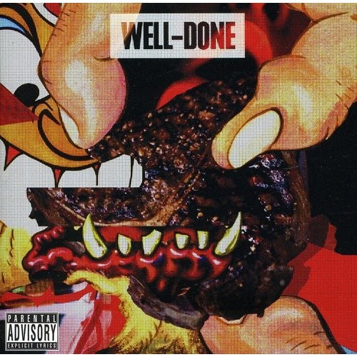 Well-Done [CD] [PA]