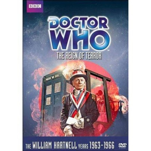 Doctor Who: The Reign Of Terror (DVD)