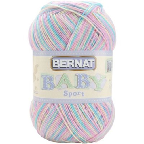 Baby Sport Big Ball Yarn, Ombres, Pyjama Party