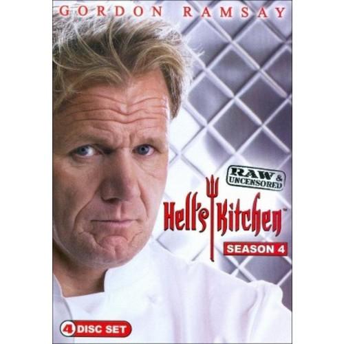 Hell's Kitchen: Season 4 [3 Discs] [DVD]