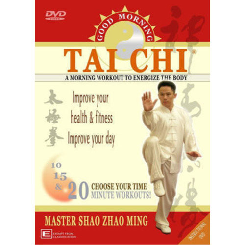 Good Morning Tai Chi: A Morning Workout to Energize the Body (DVD) (Eng) 2011