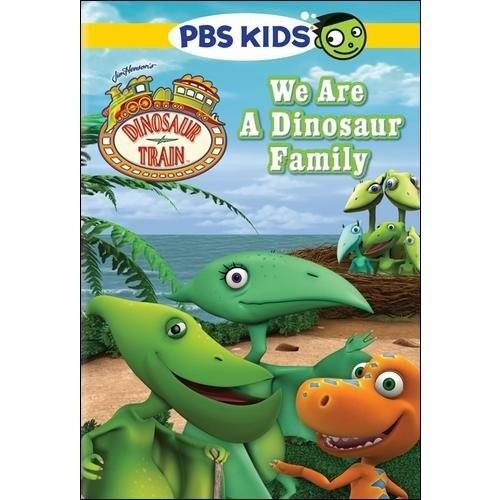 Dinosaur Train: We Are a Dinosaur Family [DVD]