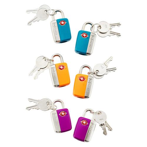 Mini Glo Travel Sentry Locks