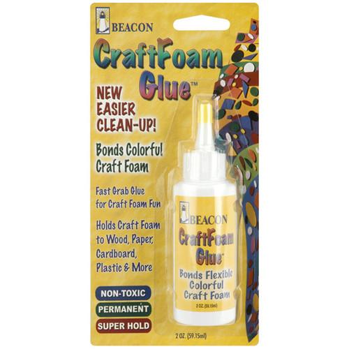 Signature Marketing & MFG 2-oz Craft Foam Glue