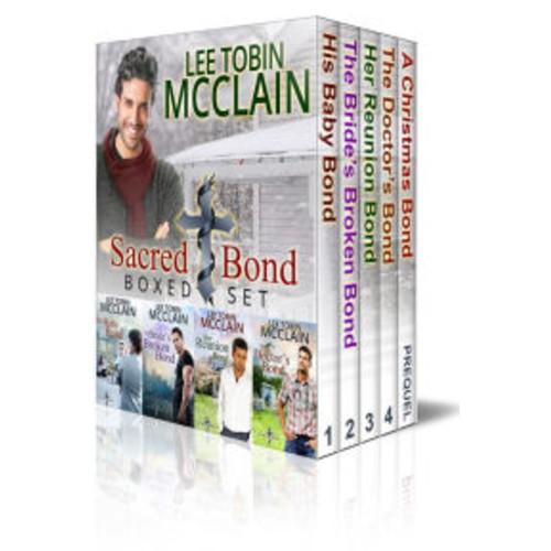 The Sacred Bond Boxed Set (Christian Romance)
