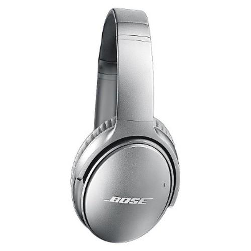 Bose - QuietComfort 35 wireless headphones - Silver