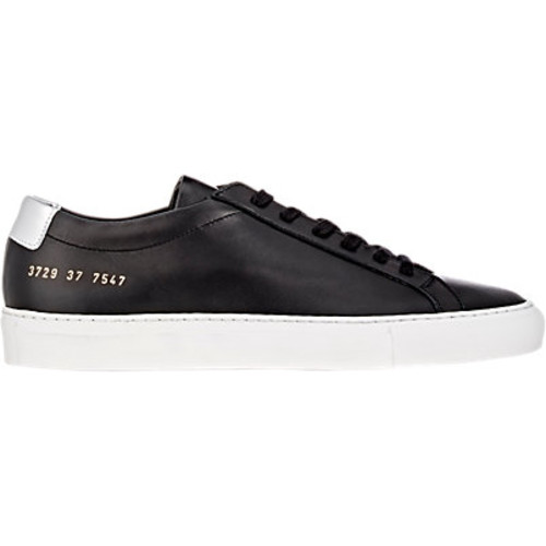 Common Projects Leather Achilles Low-Top Sneakers