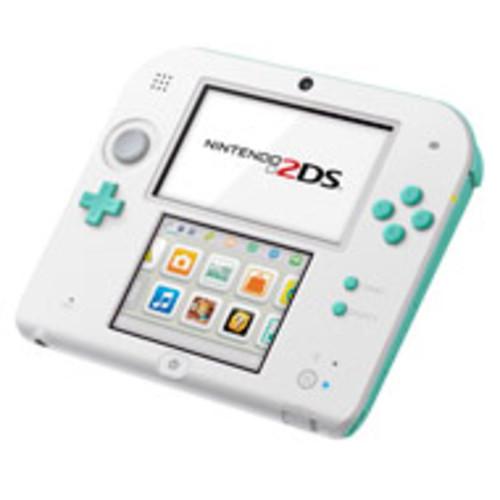 Nintendo 2DS - Sea Green