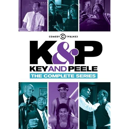 Key & Peele: The Complete Series [10 Discs] [DVD]