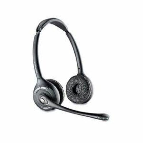 Plantronics PLNCS520 Headset Wireless Binaural 1.9ghz Black/Silver
