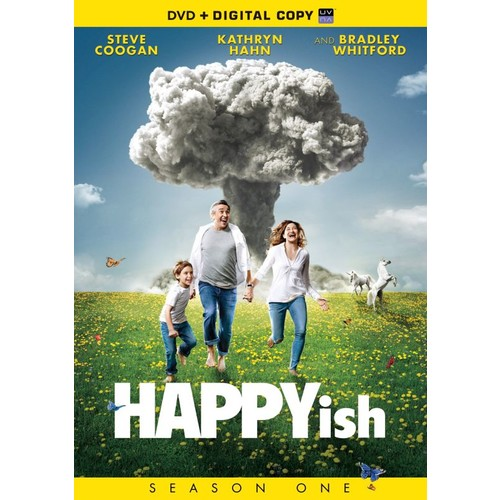 Happyish: Season One [Includes Digital Copy] [UltraViolet] [2 Discs] [DVD]
