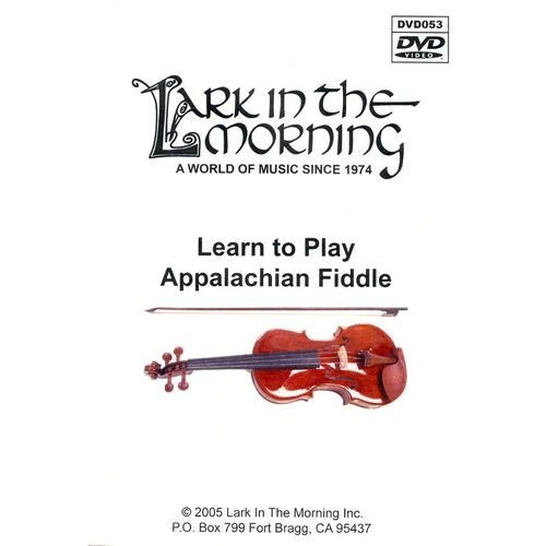 Learn to Play Appalachian Fiddle [DVD] [2005]