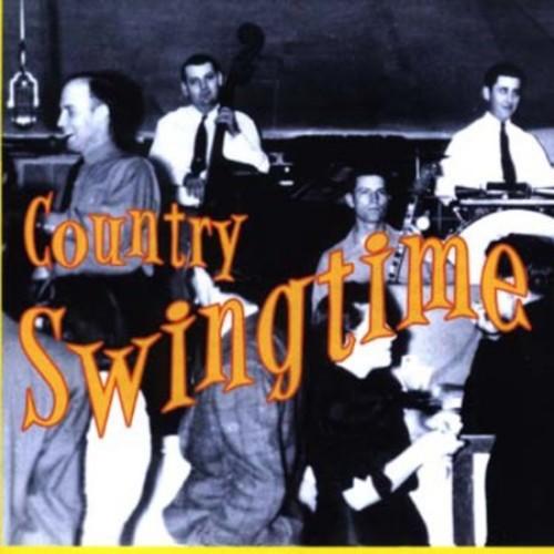 Country Swingtime / Various CD (2003)