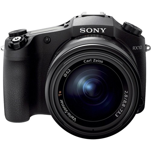Sony Cyber-shot DSC-RX10 20.2 MP Digital camera - Black
