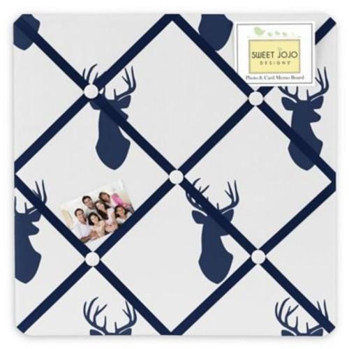 Sweet Jojo Designs Woodland Deer Fabric Memo Board