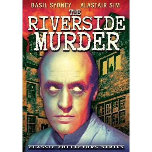 Riverside Murder [DVD] [1935]