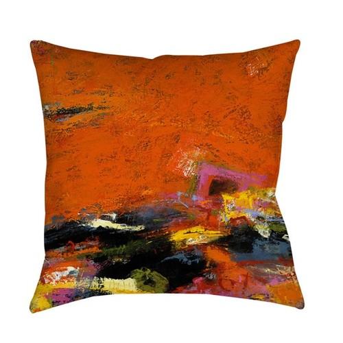 Jubiliation Indoor/Outdoor Throw Pillow