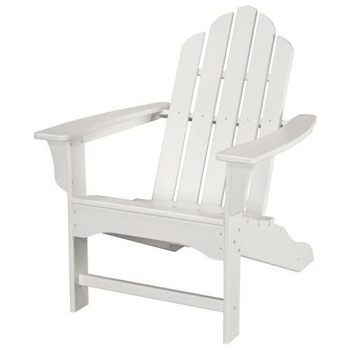 Hanover - All-Weather Adirondack Chair - White