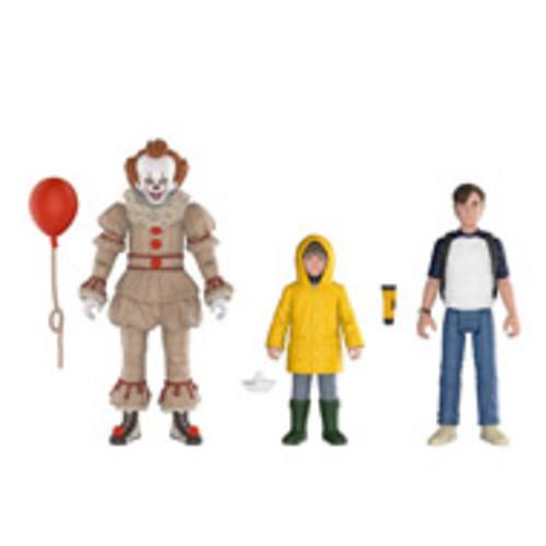 Action Figures: IT - 3 Pack Set 1