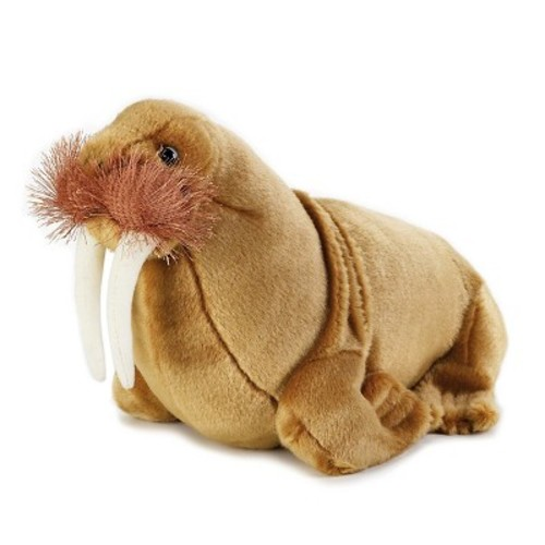 Lelly National Geographic Walrus Plush