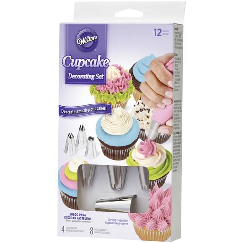Wilton 12-Pc. Cupcake Decorating Set