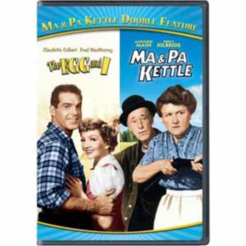 Ma & Pa Kettle Double Ft Mhv61172959Dvd/Comedies