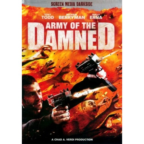 Army of the Damned [DVD] [2014]