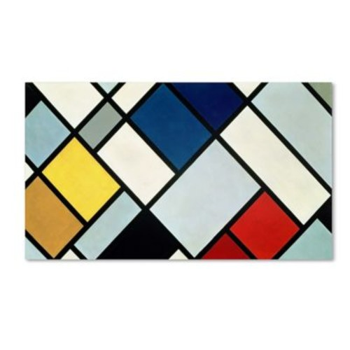 Trademark Fine Art 'Abstract IV' 24