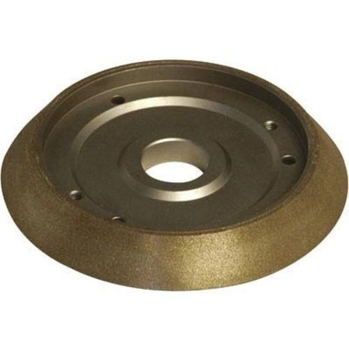 - Darex Accessory for Tool/Drill Sharpener - Diamond Wheel w/180 Grit, Model# PP16052GF
