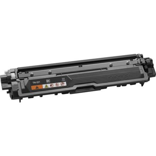 Brother TN221 Standard Yield Laser Toner Cartridge Black/Cyan/Magenta/Yellow