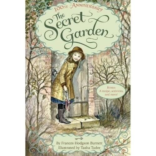 Secret Garden (Reprint) (Paperback) (Frances Hodgson Burnett)
