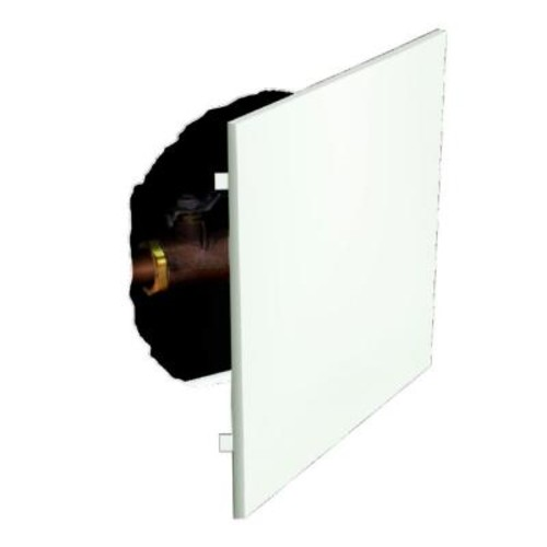 14 in. x 14 in. Spring Loaded Plastic Access Panel
