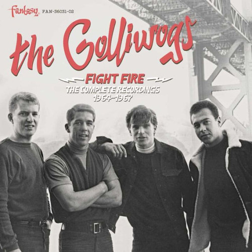 Fight Fire: The Complete Recordings 1964-1967 [LP]