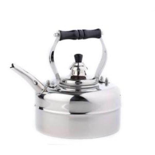 Dutch 3 Qt. Stainless Steel Windsor Whistling Teakettle
