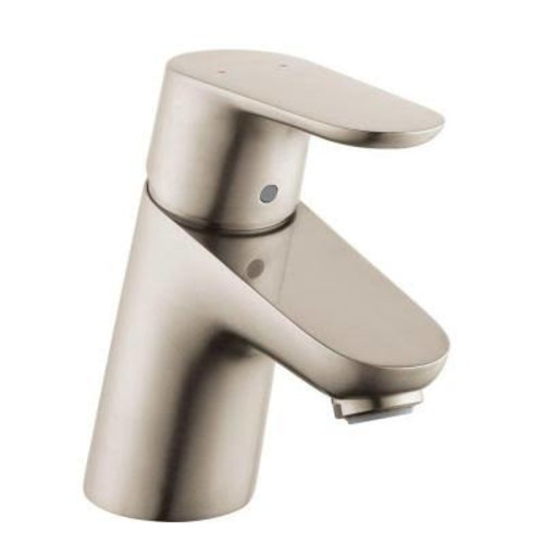 Hansgrohe Focus 70 Single Hole Faucet, Brushed Nickel (04370820)