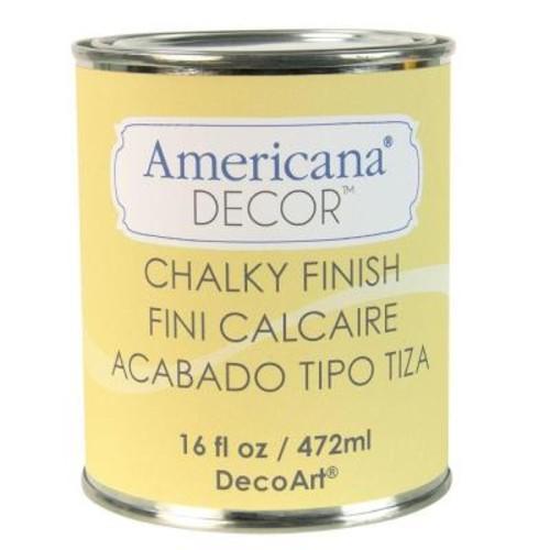 DecoArt Americana Decor 16 oz. Delicate Chalky Finish