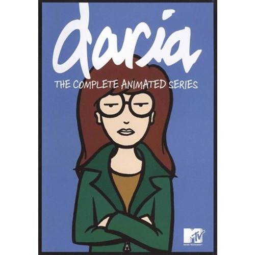 Daria: The Complete Animated Series [8 Discs]