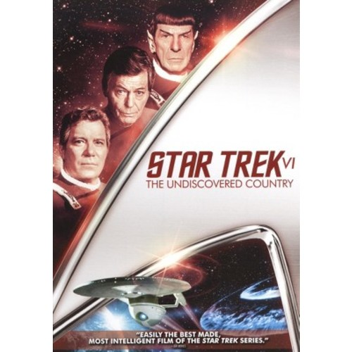 Star Trek VI: The Undiscovered Country (dvd_video)