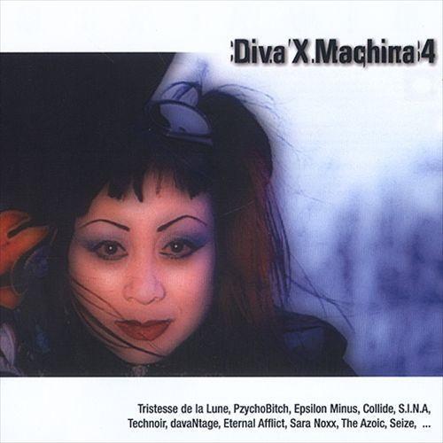 Diva X Machina 4 CD (2004)