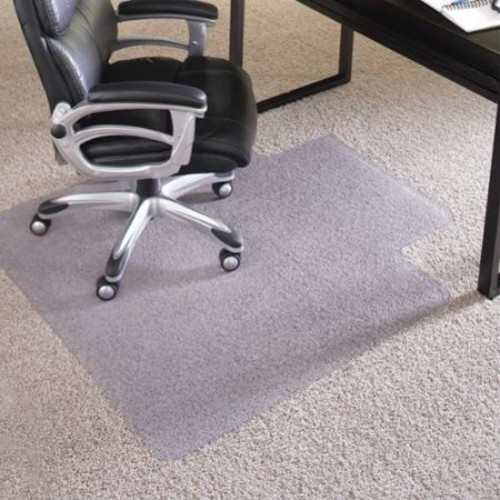 Es Robbins Revolutionary Anchorbar Chair Mat Cleat System - Carpeted Floor - 48