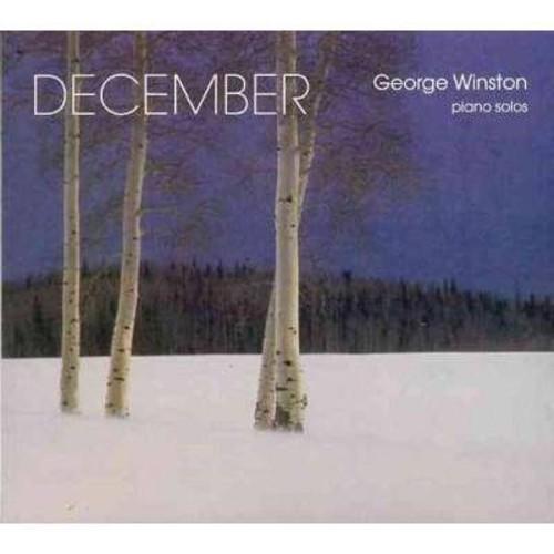 George winston - December (CD)