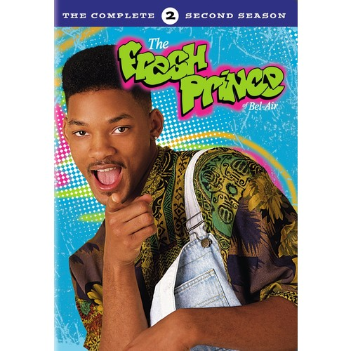 The Fresh Prince of Bel-Air: The Complete Second Season [DVD]