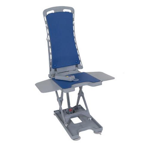 Drive Medical Whisper Automatic Bath Lift - Blue
