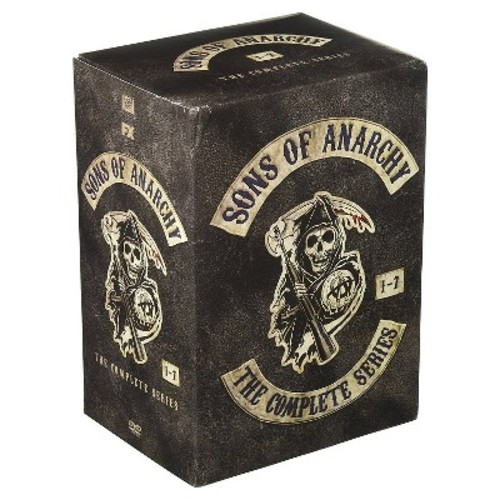 Sons Anarchy 1-7cs Dvd Movies