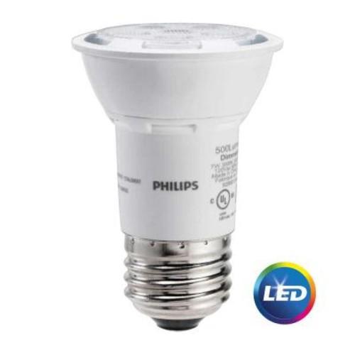 Philips 50-Watt Equivalent Bright White PAR16 LED Energy Star Light Bulb